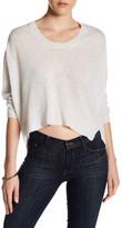 Inhabit Weekend U-Neck Cashmere Sweater