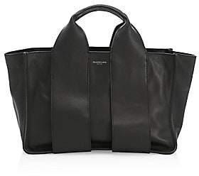 Alexander Wang Women's Medium Rocco Leather Satchel