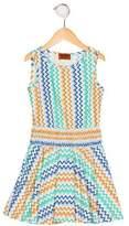Missoni Girls' Printed Sleeveless Dress