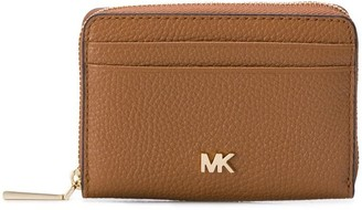 MICHAEL Michael Kors pebbled zip purse