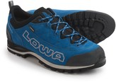 Lowa Laurin Gore-Tex® Lo Hiking Shoes - Waterproof, Suede (For Men)