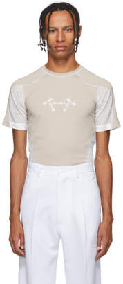 BEIGE GmbH and White Eevan T-Shirt
