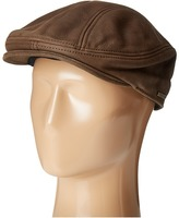 Stetson Oily Timber Leather Ivy Traditional Hats