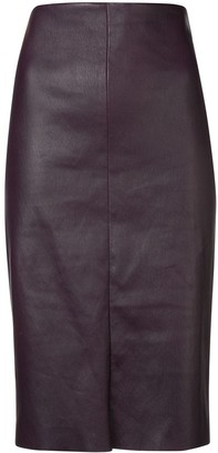 Drome High Waisted Pencil Skirt