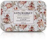 David Jones White Vanilla Musk Tin Soap S