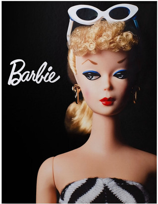Assouline Barbie: 60 Years Of Inspiration By Susan Shapiro