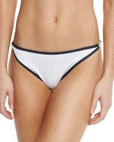 Letarte Piqué Swim Bottom