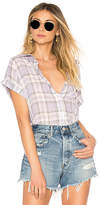 Sanctuary Mod Short Sleeve Boyfriend Shirt
