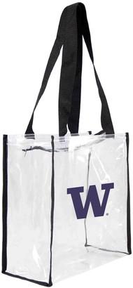 Women's Washington Huskies Clear Stadium Tote
