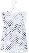 Il Gufo star print dress