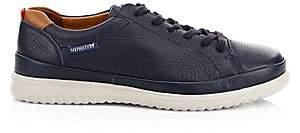 Mephisto Men's Thomas Leather Lace-Up Sneakers