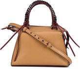 Elena Ghisellini mini 'Gabria' tote - women - Calf Leather - One Size