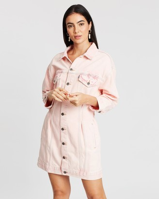 Levi's Made & Crafted Cinch Trucker Dress