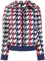 Perfect Moment Queenie houndstooth jacket