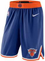 New York Knicks Icon Edition Swingman Men's Nike NBA Shorts