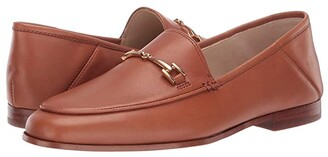 Sam Edelman Loraine Loafer (Saddle Atanado Leather) Women's Dress Sandals