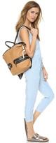 Oryany Leather Backpack