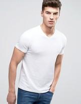 Benetton V-Neck T-Shirt