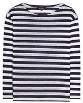 Loro Piana Striped Linen Top