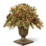 NATIONAL TREE CO National Tree Co. 2 Foot Glittery Gold Pine Porch Pre-Lit Christmas Tree