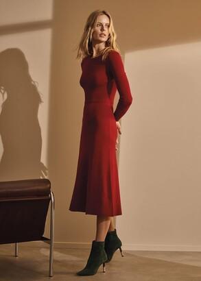 Phase Eight Mel Midi Fit & Flare Dress