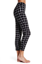 Hue Windowpane Skimmer Legging