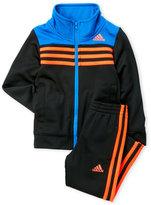 adidas Toddler Boys) Two-Piece Zip-Up Jacket & Track Pants Set