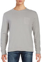 Black Brown 1826 Cotton Pocket Shirt