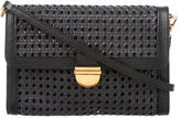 Stella McCartney Caned Vegan Leather Crossbody