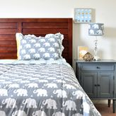 Pam Grace Creations Indie Elephant Quilt Set
