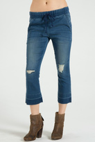 Bella Dahl Release Hem Jeans