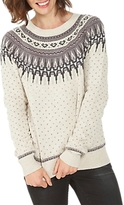 Fat Face Farah Fair Isle Jumper