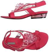 Apepazza Toe strap sandals - Item 44989126