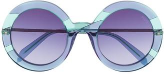 Emilio Pucci Round-Frame Sunglasses