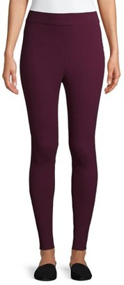 Time and Tru Womens Ribbed Jeggings