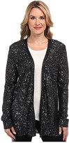 DKNY DKNYC L/S Covering Cardigan