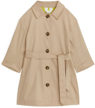 Arket Belted Trench Coat
