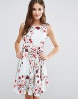 Yumi Floral Skater Dress