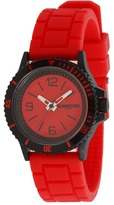 Quiksilver Mini Slam Watch (Red) - Jewelry