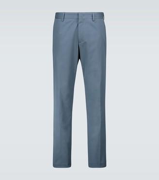 Ermenegildo Zegna Regular-fit cotton pants