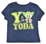 Toddler Boys' Star Wars Yoda T-Shirt - Blue