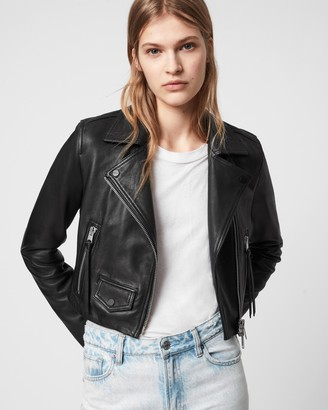 AllSaints Elora Biker Jacket
