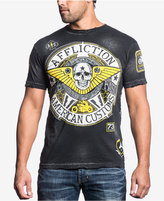Affliction Men's Los Alamos Pieced Graphic-Print T-Shirt