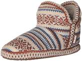 Muk Luks Women's Adraiana Coffee Slipper