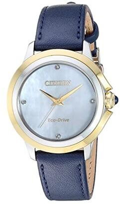 Citizen Watches EM0794-03Y Ceci (Blue) Watches