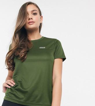 Asos 4505 Petite icon train t-shirt