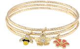 Liz Claiborne Womens Multi Color Bangle Bracelet