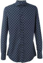 Dolce & Gabbana flower print shirt