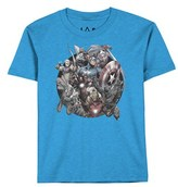 JEM 'The Avengers - Battle Circle' Graphic T-Shirt (Toddler Boys & Little Boys)