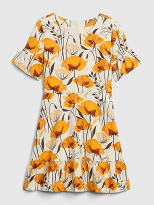 Gap Kids Floral Dress